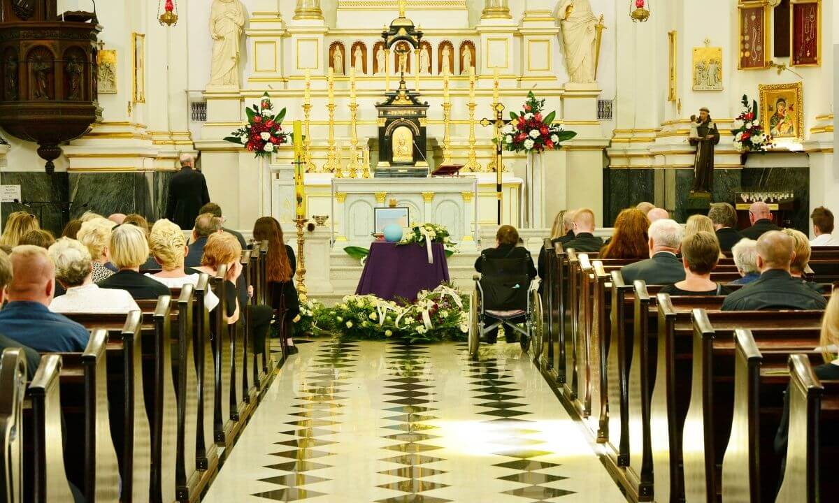 funeral-ceremony-performed-at-church